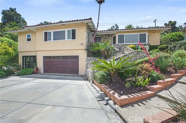 2416 Via Ramon, Palos Verdes Estates, California 90274, 4 Bedrooms Bedrooms, ,1 BathroomBathrooms,For Sale,Via Ramon,SB20137982