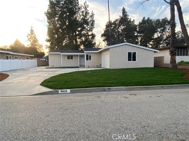 4833 N Darfield Avenue, Covina, CA 91724