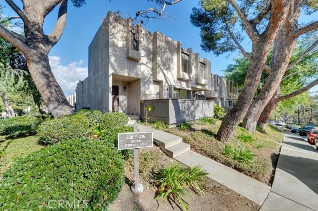 236 Ridge Terrace Lane, Montebello, CA 90640