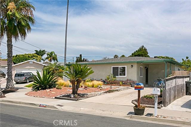 815 La Salina Place, Oceanside, CA 92054