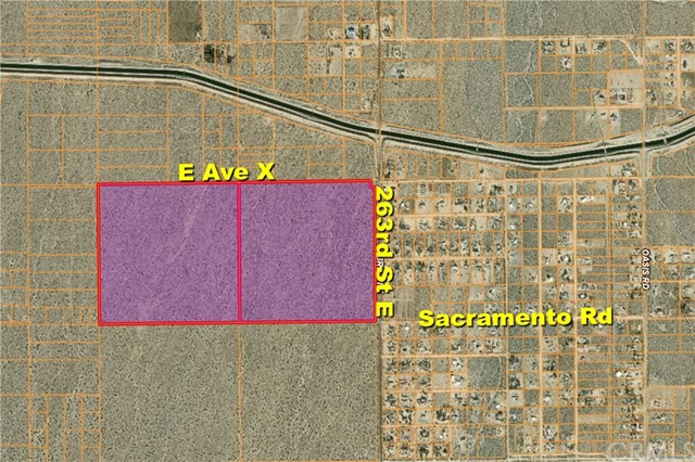 0 263rd St E, Llano, CA 93544