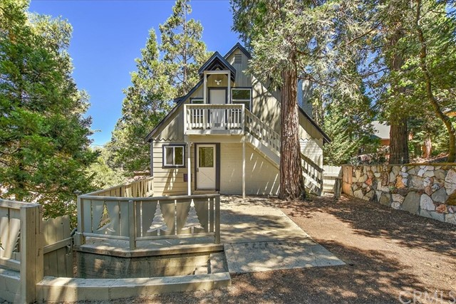 26391 Forest Lane, Twin Peaks, CA 92391