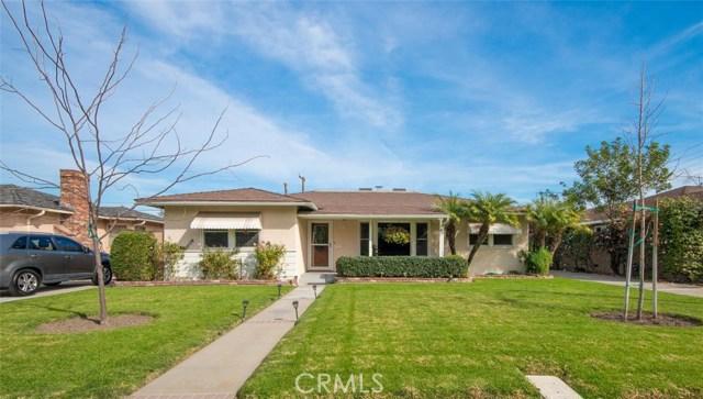 812 N Lenz Drive, Anaheim, CA 92805