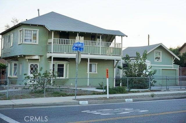 412 W C Street, Colton, CA 92324
