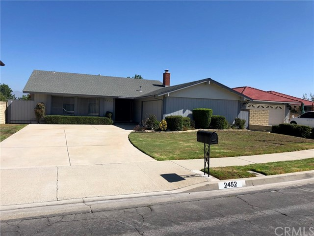 2452 Agostino Drive, Rowland Heights, CA 91748