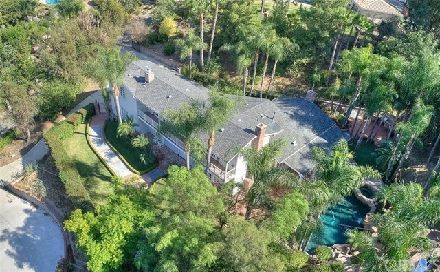 One of Gated Anaheim Hills Homes for Sale at 115 S Eucalyptus Drive