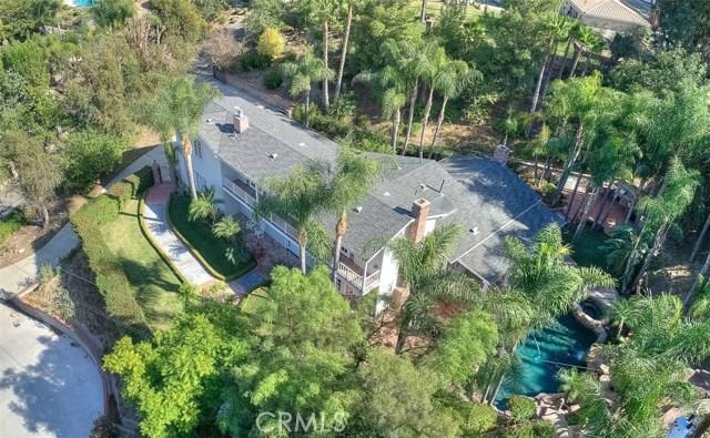 115 S Eucalyptus Drive, Anaheim Hills, California