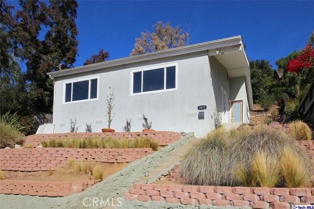 1873 Montiflora Avenue, Eagle Rock, CA 90041