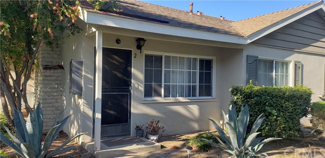 Single story 2 bedrooms 2 baths with detached 1 car garage. Walk to shopping or public transportation. Association amenities include pool and lots of common areas. Private fenced rear yard with patio and storage shed.