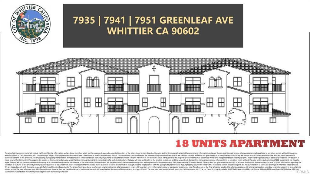 Photo of 7935 Greenleaf Avenue, Whittier, CA 90602