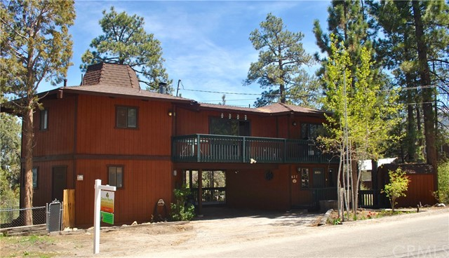 627 Pine Lane, Sugar Loaf, CA 92386