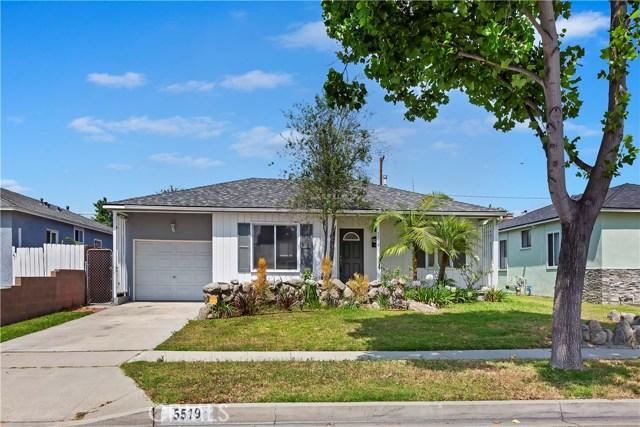 5519 Castana Avenue, Lakewood, CA 90712