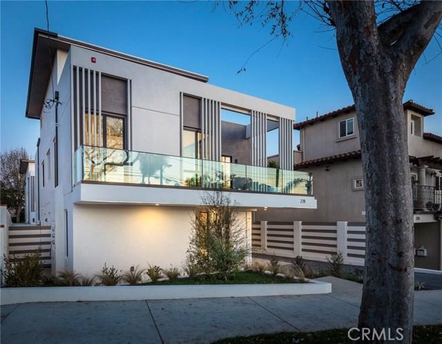 228 Helberta Avenue A, Redondo Beach, California 90277, 4 Bedrooms Bedrooms, ,4 BathroomsBathrooms,For Sale,Helberta,PV18015673