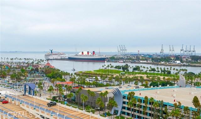 411 W Seaside Way 1402, Long Beach, CA 90802