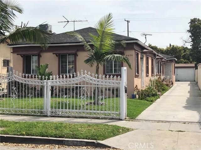 8634 Mountain View Avenue, South Gate, CA 90280