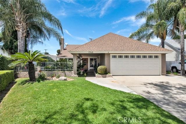 1749 N Bedford Circle, Anaheim, CA 92806