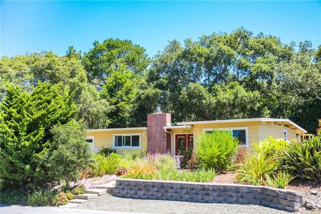 2566  Leona Drive, Cambria, California