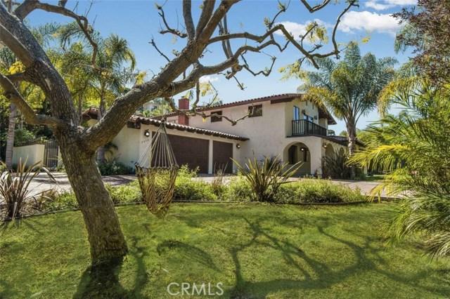 3458 Via Campesina, Rancho Palos Verdes, CA 90275