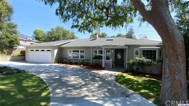 4442 Alta Canyada Road, La Canada Flintridge, CA 91011