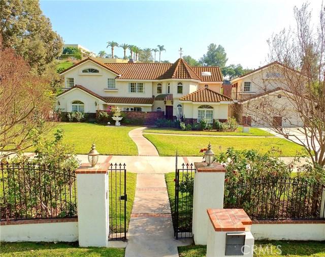 1410 Peppertree Drive, La Habra Heights, CA 90631