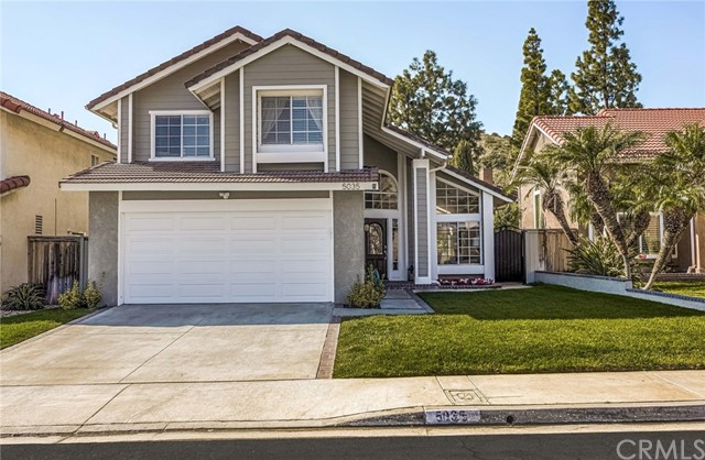 One of New Listing Yorba Linda Homes for Sale at 5035  Lotus Avenue