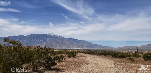 McCarger Rd., Desert Hot Springs, CA 92240