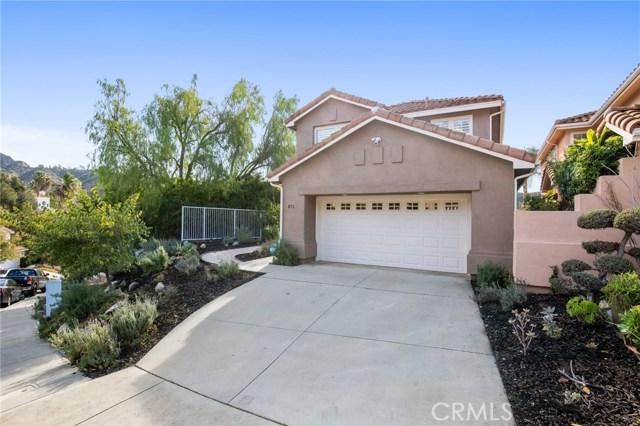 873 Calle La Primavera, Glendale, CA 91208
