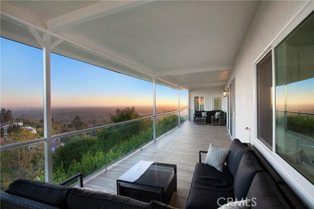 Deck & Panoramic Views