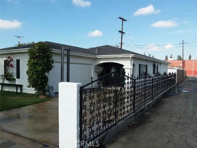 7521 Kress Avenue, Bell Gardens, CA 90201