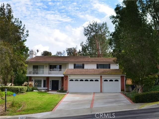 5590 E Big Sky Lane, Anaheim Hills, CA 92807