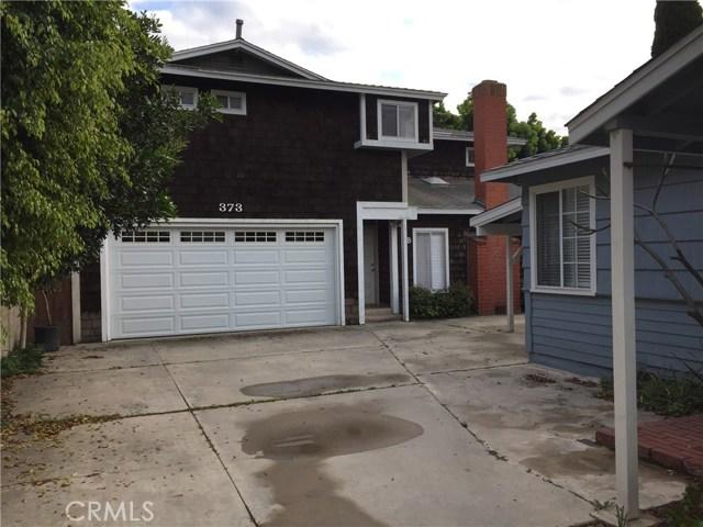 373  Victoria Street, Costa Mesa, California