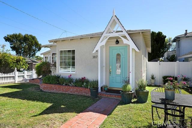 387 Monterey Drive, Laguna Beach, CA 92651