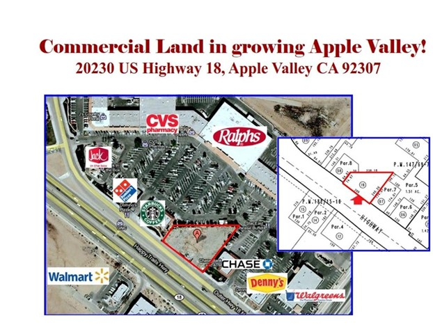 20230 US Highway 18, Apple Valley, CA 92307