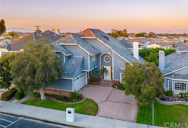 4181  Shorebreak Drive, Huntington Harbor, California