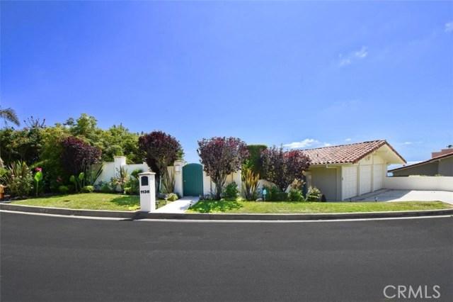 1136 Via Zumaya, Palos Verdes Estates, California 90274, 4 Bedrooms Bedrooms, ,2 BathroomsBathrooms,For Sale,Via Zumaya,PV20130816