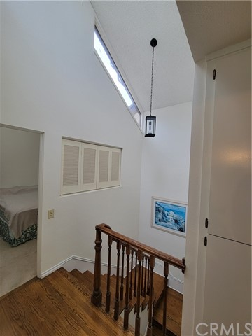 Stairway and Bedroom #2