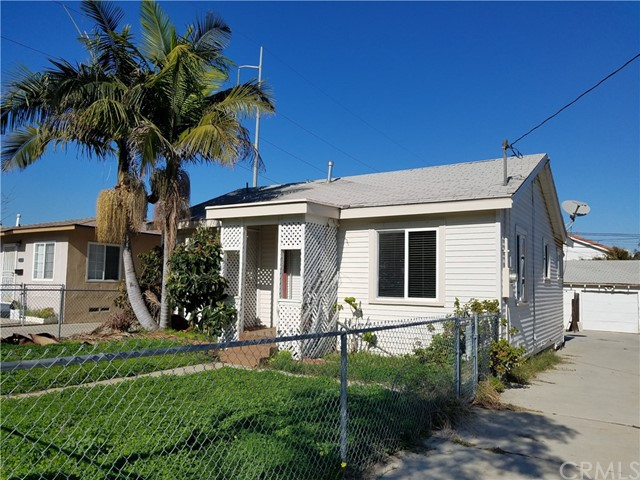 4447 169th Street, Lawndale, California 90260, 2 Bedrooms Bedrooms, ,1 BathroomBathrooms,Single family residence,For Sale,169th,SB20040063