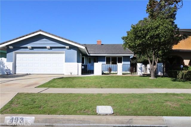 403 S Vicki Lane, Anaheim, CA 92804