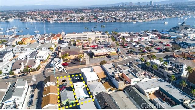 505 E Balboa Boulevard, Newport Beach, CA 92661