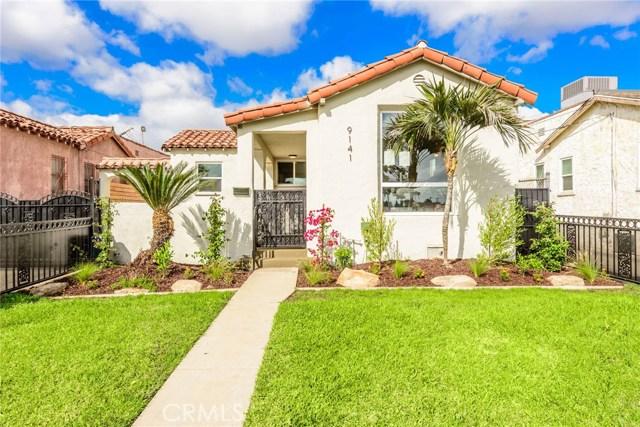 9141 S Halldale Avenue, Los Angeles, CA 90047