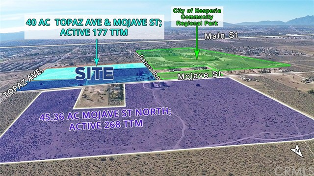 0 Topaz Avenue, Hesperia, CA 92345