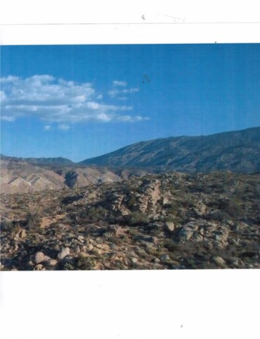 Avenida El  Encino Lot 4, Mountain Center, CA 92561