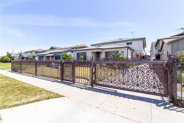 Great Investment Opportunity! 4 Unit Property in the High in Demand City of Hawthorne! Elegant wrought iron private gate opens up to a large front yard. Front ground level unit offers 3 bed/2 bath, large living room, remodeled kitchen, dining room & more! Back ground level unit with 1 bed/1 bath. Second level offers 2 units; 2 bed/1 bath w/private balcony & 1 bed/1 bath. Original 5 Unit property has been converted with permit to a 4 Unit. Detached 5 car covered carport with storage cabinets & community laundry room. Centrally located near shopping, dining, Hawthorne Memorial Center, Tesla/SpaceX, Department of Motor Vehicles & 105/405 Freeway access. Approx. within 5 miles from Los Angeles International Airport & Beach Cities! Don't miss this once in a lifetime opportunity!