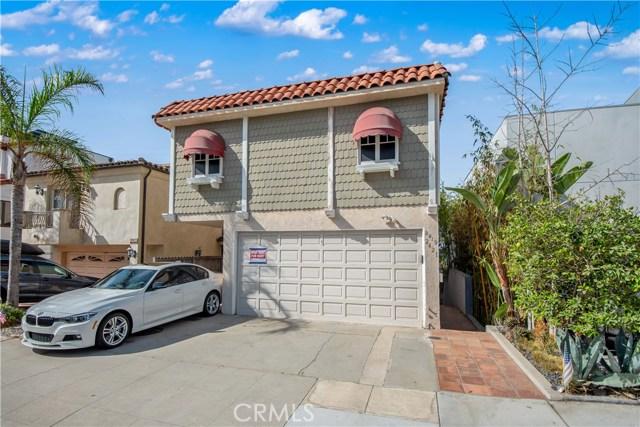 2419 Silverstrand Avenue, Hermosa Beach, California 90254, 2 Bedrooms Bedrooms, ,1 BathroomBathrooms,For Rent,Silverstrand,SB20134306