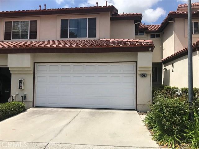109 Via Lampara, Rancho Santa Margarita, CA 92688