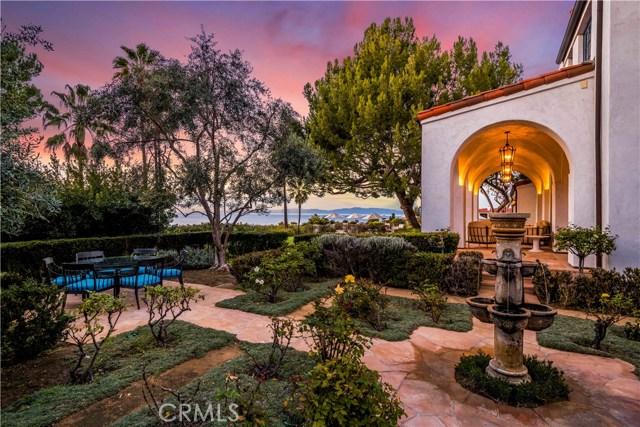9. 909 Via Coronel Palos Verdes Estates, CA 90274