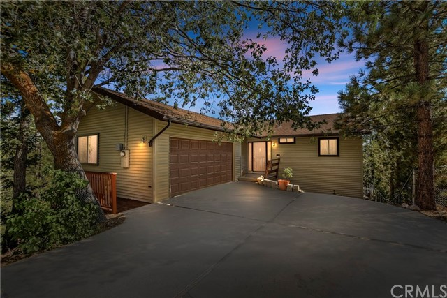 1287 Piney Ridge Place, Fawnskin, CA 92333