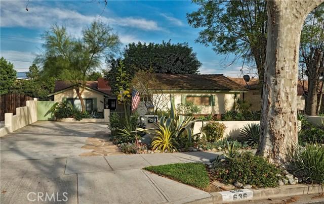 636 S Mariposa Street, Burbank, CA 91506