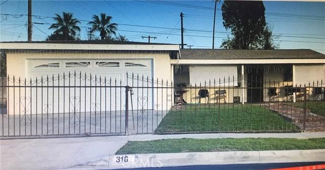 316 S Shipman Avenue, La Puente, CA 91744