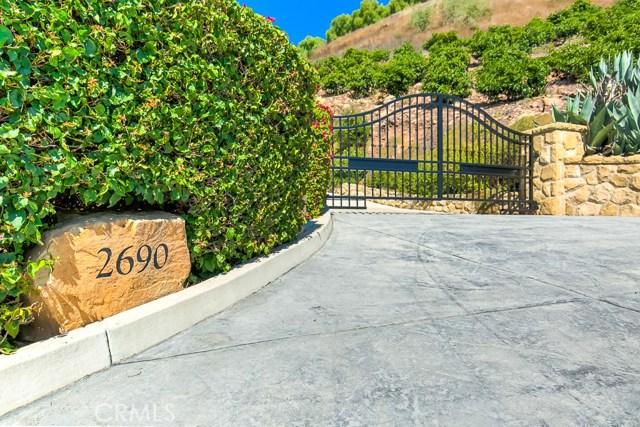 2690 Gibraltar Road, Santa Barbara, CA 93105